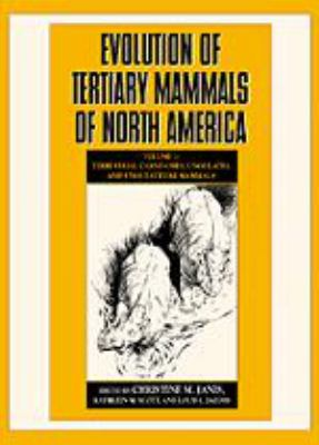 Cover image for Evolution of Tertiary mammals of North America