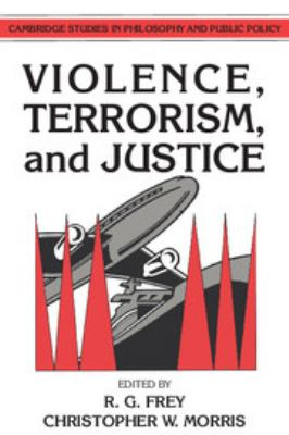 Cover image for Violence, terrorism, and justice
