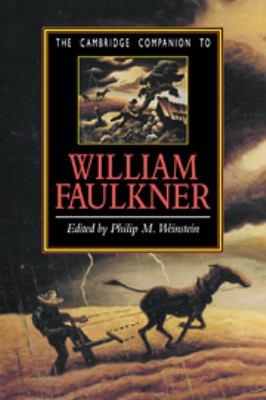 Cover image for The Cambridge companion to William Faulkner