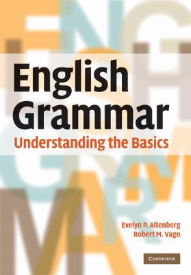 Cover image for English grammar : understanding the basics