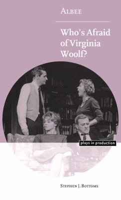 Cover image for Albee : Who's afraid of Virginia Woolf?