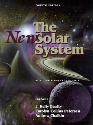 Cover image for The new solar system