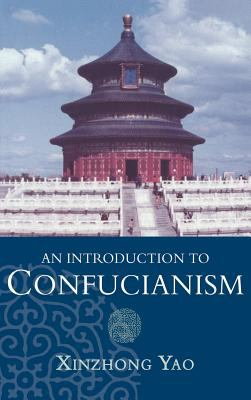 Cover image for An introduction to Confucianism