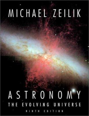 Cover image for Astronomy : the evolving universe