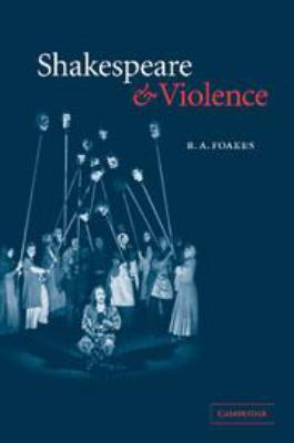 Cover image for Shakespeare and violence