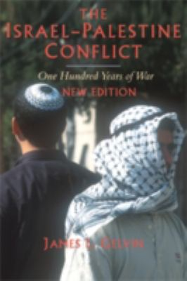 Cover image for The Israel-Palestine conflict : one hundred years of war