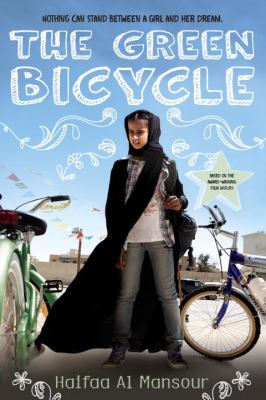Cover image for The green bicycle