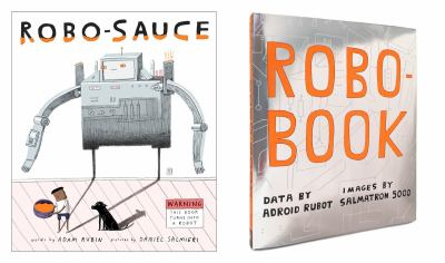 Cover image for Robo-Sauce