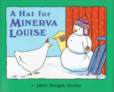 Cover image for A hat for Minerva Louise