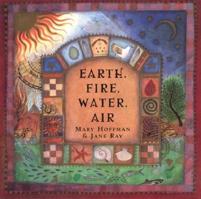 Cover image for Earth, fire, water, air
