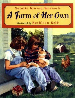 Cover image for A farm of her own