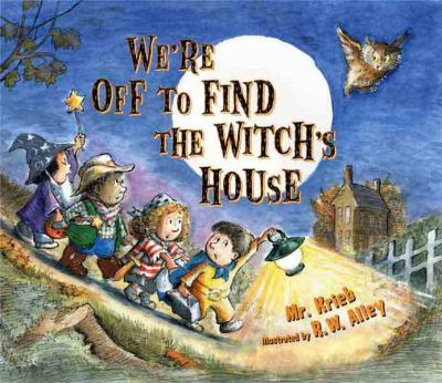 Cover image for We're off to find the witch's house
