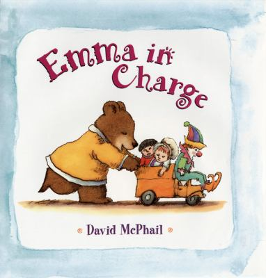 Cover image for Emma in charge