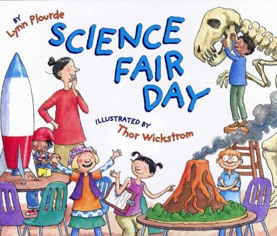 Cover image for Science Fair Day