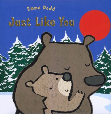 Cover image for Just like you