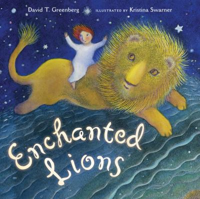 Cover image for Enchanted lions