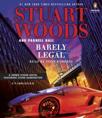 Cover image for Barely legal