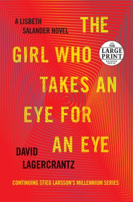 Cover image for The girl who takes an eye for an eye