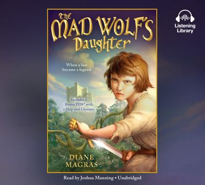 Cover image for The Mad Wolf's daughter