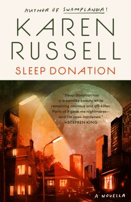 Cover image for Sleep donation