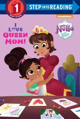 Cover image for I love Queen Mom!