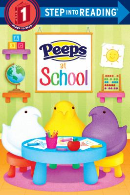 Cover image for Peeps at school