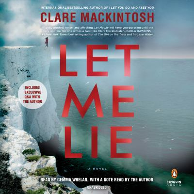 Cover image for Let me lie