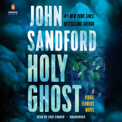 Cover image for Holy ghost : a Virgil Flowers novel
