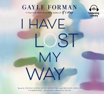 Cover image for I have lost my way
