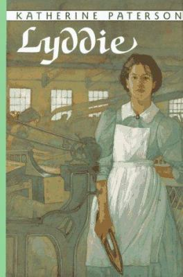 Cover image for Lyddie