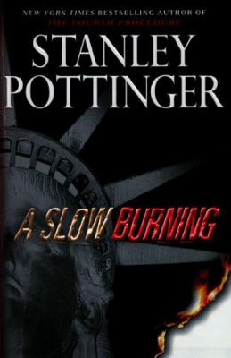 Cover image for A slow burning
