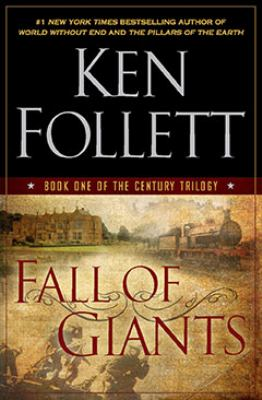 Cover image for Fall of giants