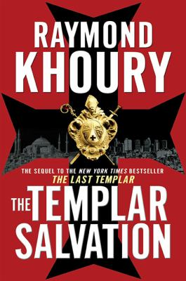 Cover image for The Templar salvation