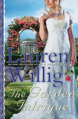 Cover image for The garden intrigue
