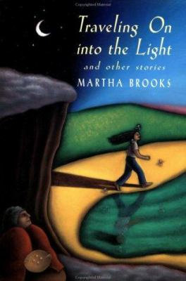 Cover image for Traveling on into the light