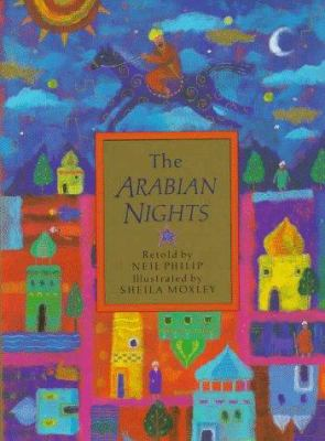 Cover image for The Arabian nights