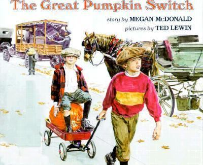 Cover image for The great pumpkin switch