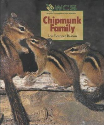 Cover image for Chipmunk family