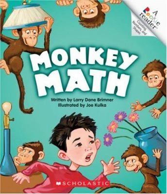 Cover image for Monkey math