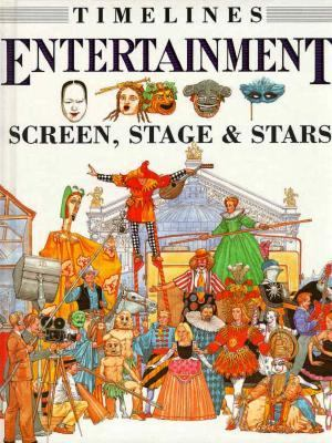 Cover image for Entertainment : screen, stage & stars