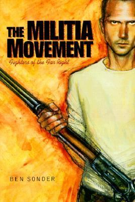 Cover image for The militia movement : fighters of the far right