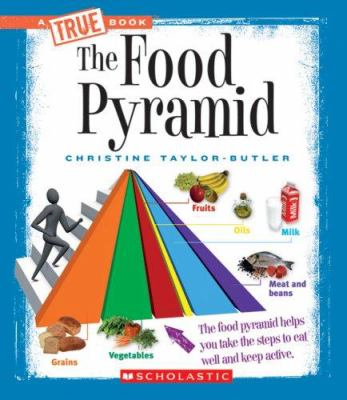Cover image for The food pyramid