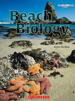 Cover image for Beach biology
