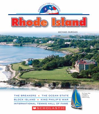 Cover image for Rhode Island
