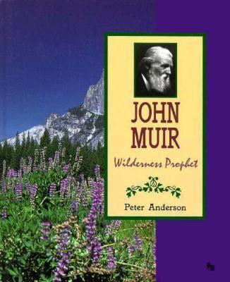 Cover image for John Muir : wilderness prophet