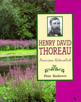 Cover image for Henry David Thoreau : American naturalist