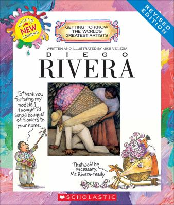 Cover image for Diego Rivera
