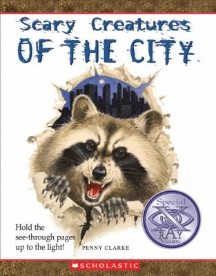Cover image for Scary creatures of the city