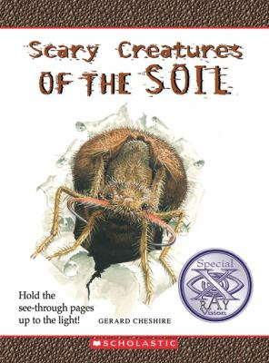 Cover image for Scary creatures of the soil