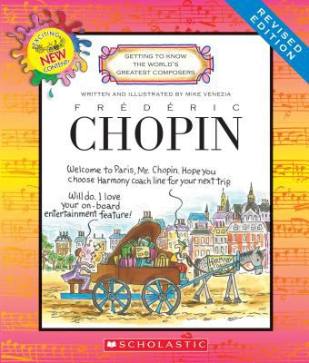 Cover image for Frederic Chopin